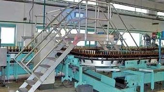 Ipari lépcsők, áthidalók kialakításában is számíthat ránk!